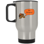 JimmyRay Cleveland Browns Travel Mug