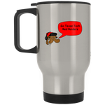 JimmyRay Texas Tech Red Raiders Travel Mug
