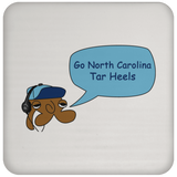 JimmyRay North Carolina Tar Heels Coaster