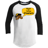 JimmyRay Pittsburgh Steelers Baseball Tee