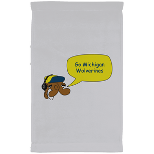 JimmyRay Michigan Wolverines Towel