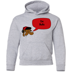 Jimmyraynemkids Chicago Bulls Youth Pullover Hoodie