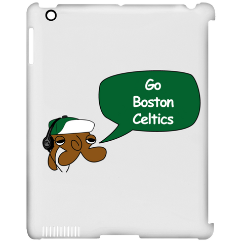 JimmyRay Boston Celtics iPad Clip Case