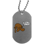 JimmyRay What It Doo Doo Dog Tag