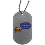 JimmyRay Baltimore Ravens Dog Tag