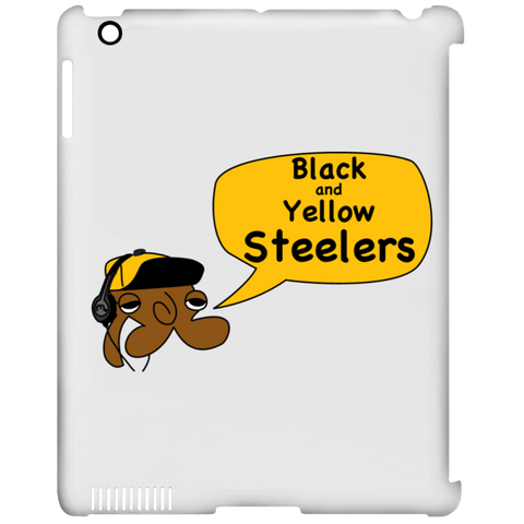 JimmyRay Pittsburgh Steelers iPad Clip Case