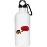 JimmyRay Oklahoma Sooners 20 oz. Stainless Steel Water Bottle