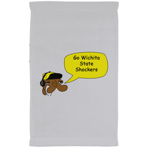JimmyRay Wichita State Shockers Towel