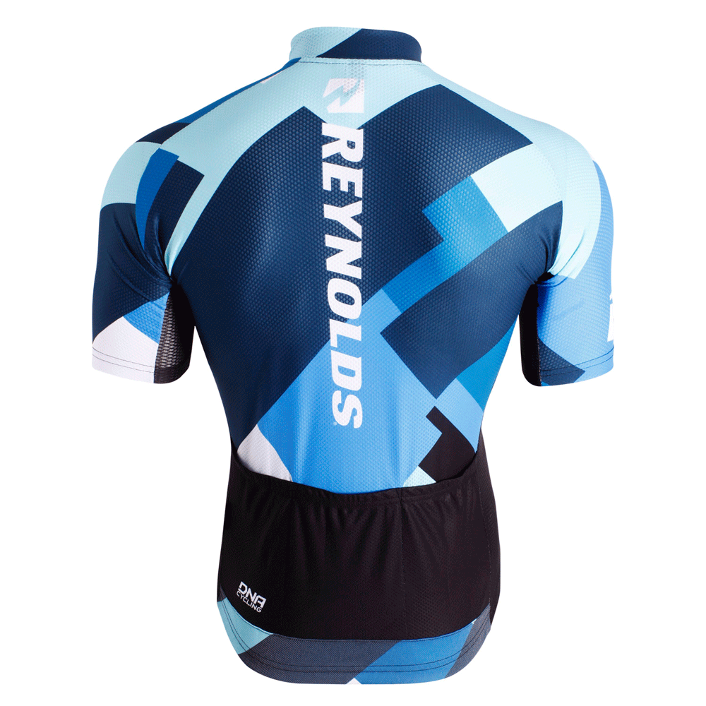 Reynolds Cycling Team Jersey Back