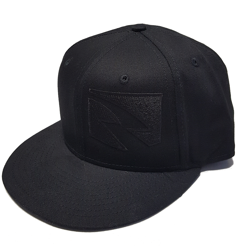 Reynolds Cycling Black Snapback Hat