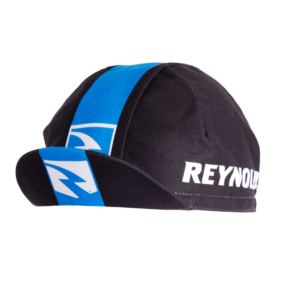 Reynolds Cycling Cap brim up