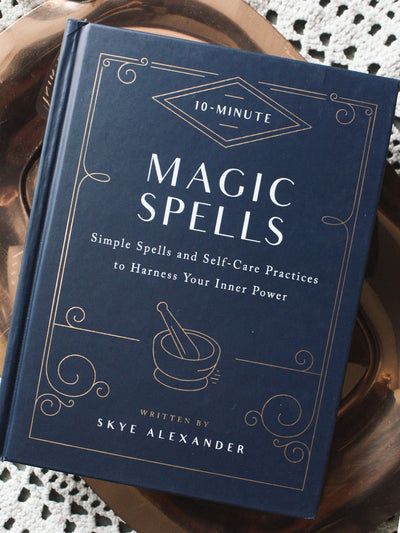 10 Minute Magic Spells Book