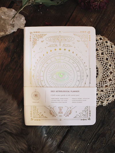 2021 Astrological Planners by Magic of I