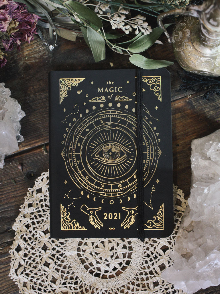 2021 Astrological Pocket Planners by Magic of I