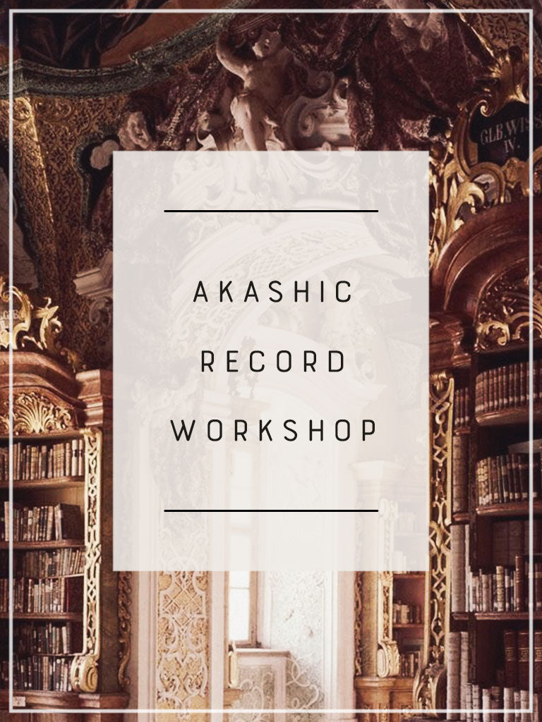 Akashic Record Workshop