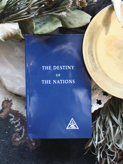 Alice Bailey: Destiny of The Nations