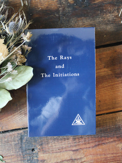 Alice Bailey: Rays and the Initiations
