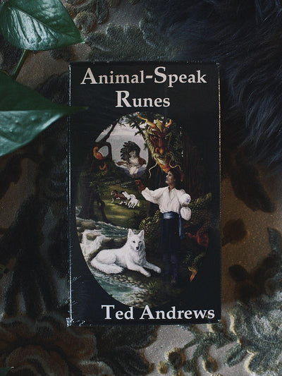 Animal Speak Runes Kit