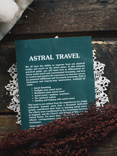 Astral Travel Book