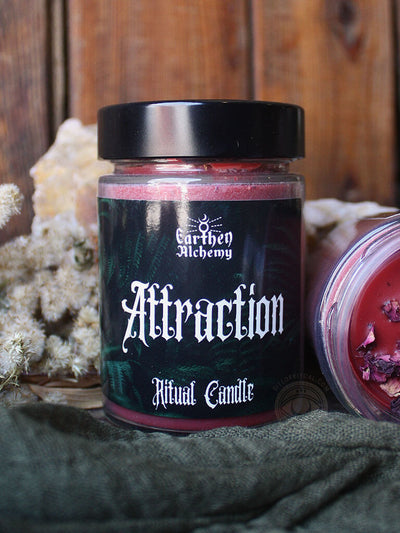 Attraction Soy Ritual Candle