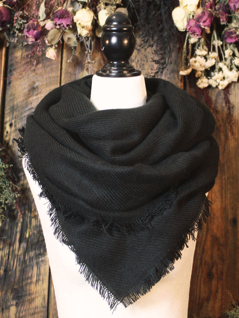 Black Dahlia Essential Scarves