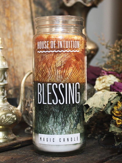 Blessing Magic Candle - House of Intuition