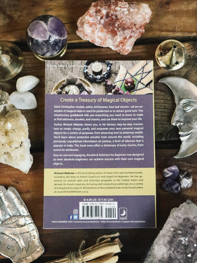 Amulets and Talismans for Beginners - Rite of Ritual