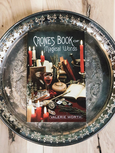 Crone's Book of Magical Words