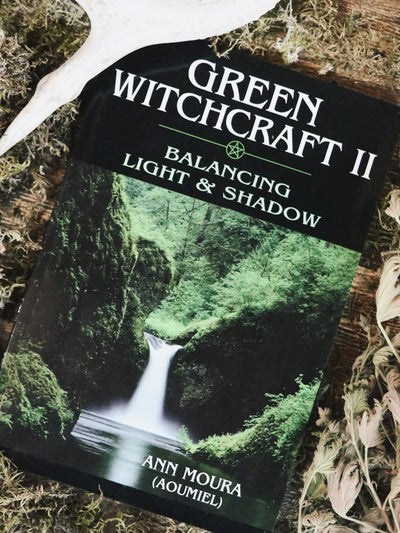 Green Witchcraft II Book