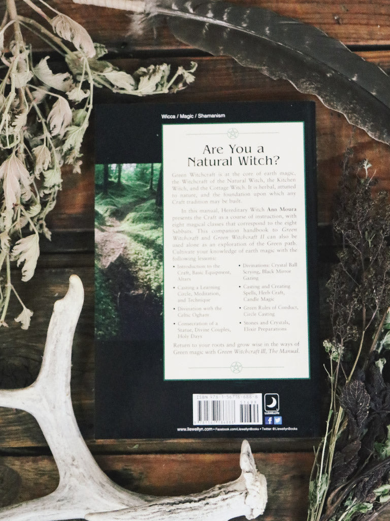 Green Witchcraft III Book