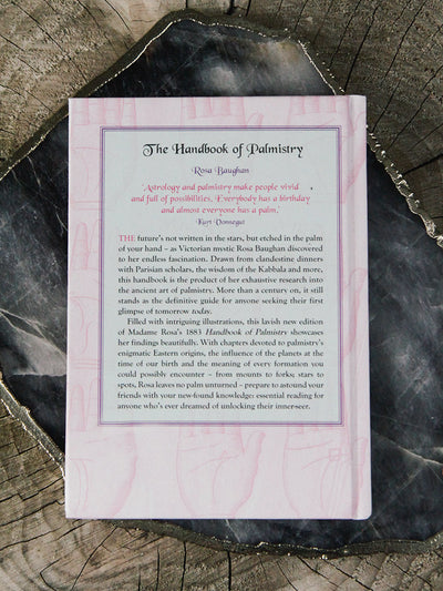 Handbook of Palmistry Book
