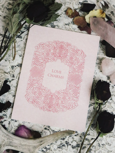 Love Charms Book