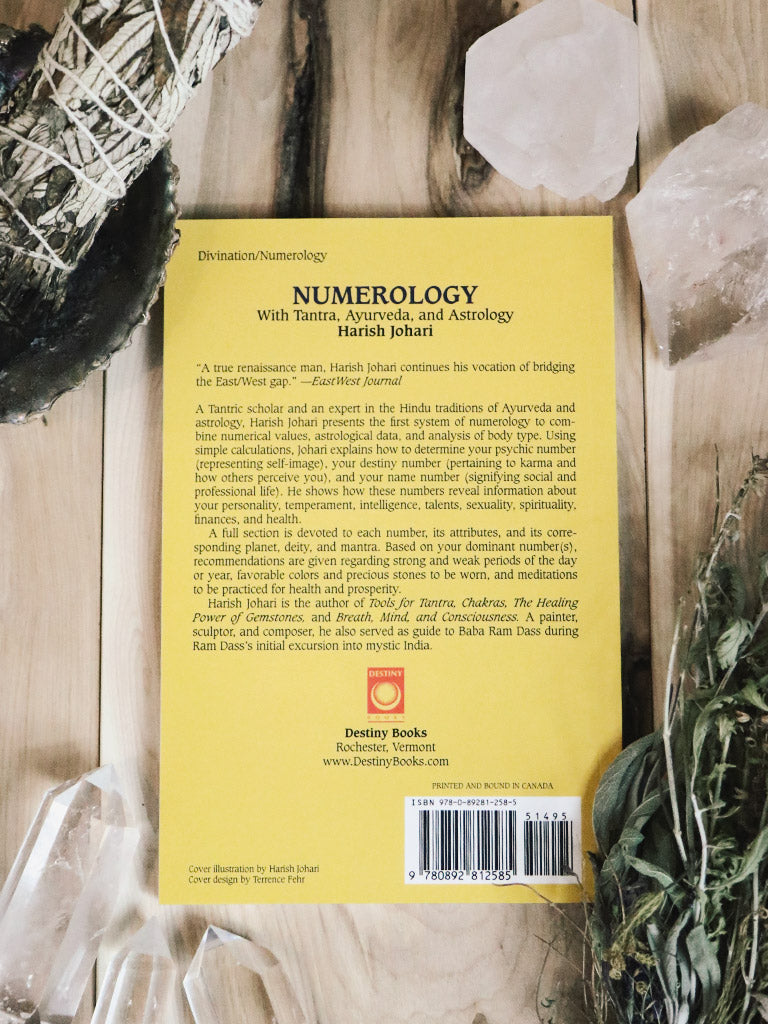 Numerology with Tantra, Ayurveda and Astrology
