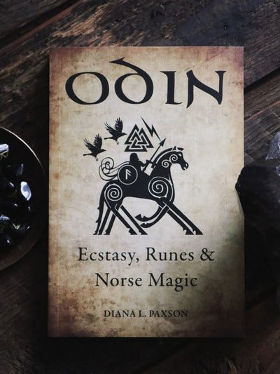 Odin: Ecstasy Runes and Norse Practical Magic