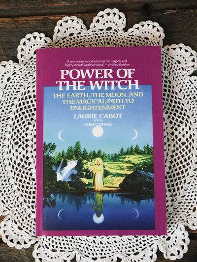 Power of the Witch Book
