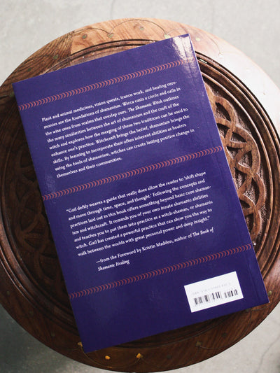 Shamanic Witch Book
