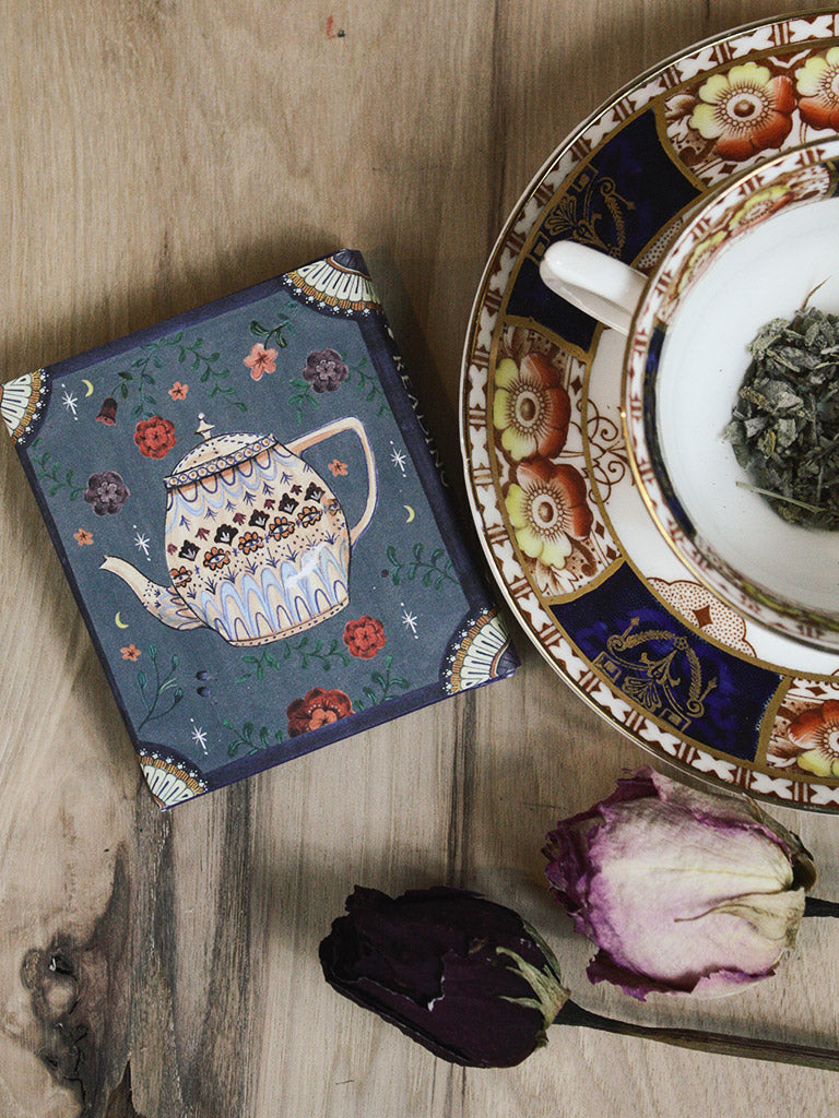 Tea Leaf Reading a Divination Guide