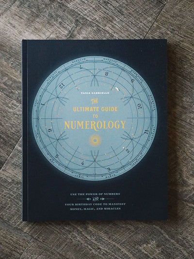 Ultimate Guide to Numerology Book