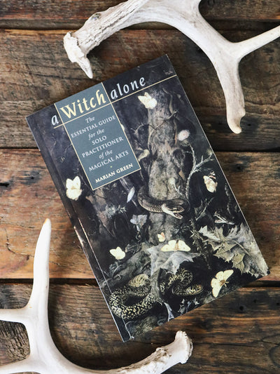 Witch Alone Book
