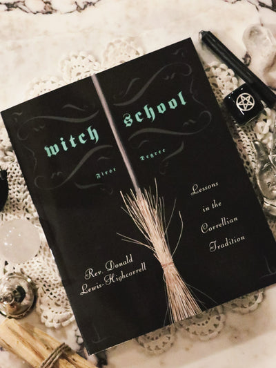 Witch School First Degree
