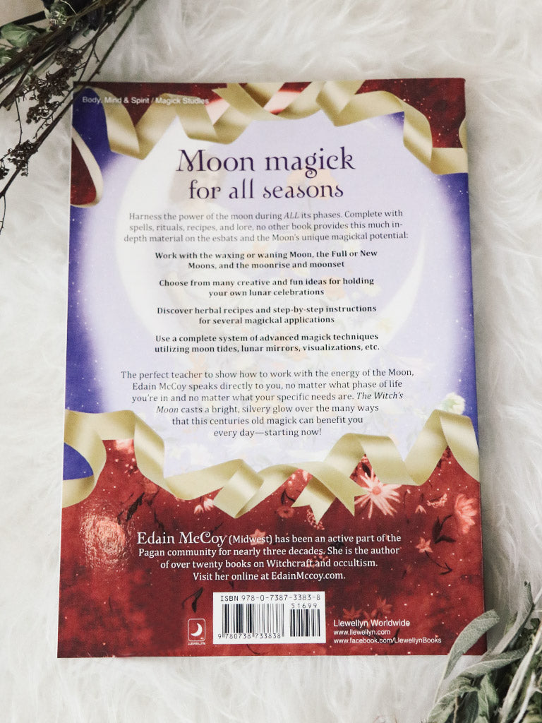 Witchs Moon Book - Rite of Ritual