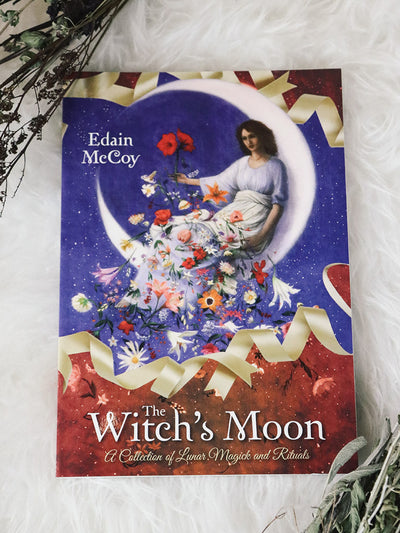 Witchs Moon Book