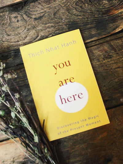 You are Here Thich Nhat Hanh