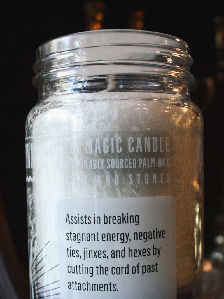 Break + Cut Magic Candle - House of Intuition