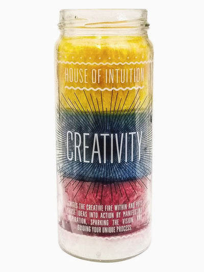 Creativity Magic Candle - House of Intuition