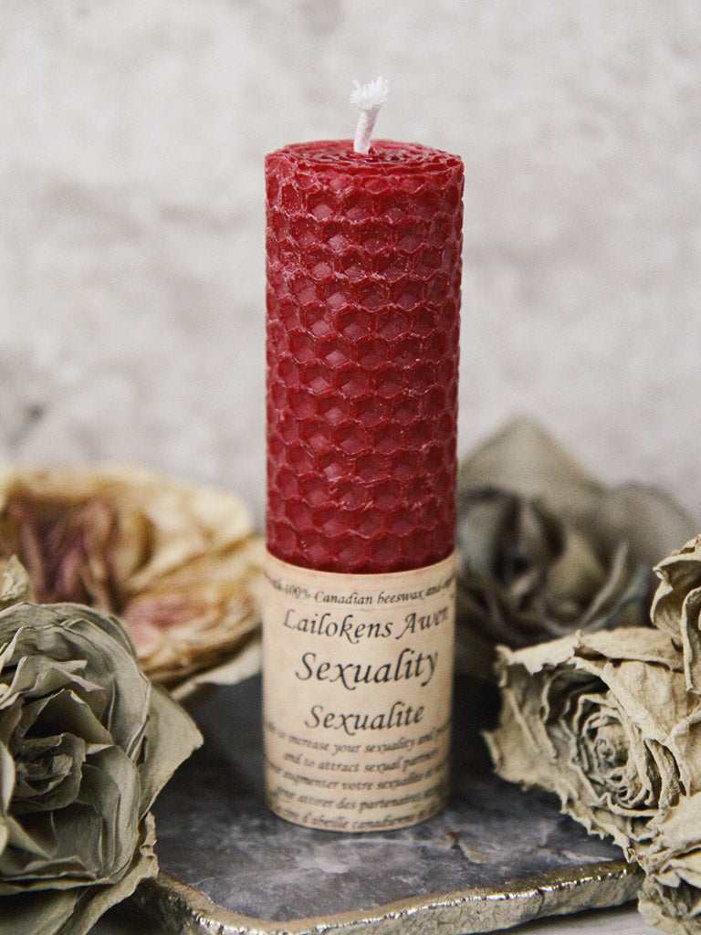 Sexuality Spell Candle
