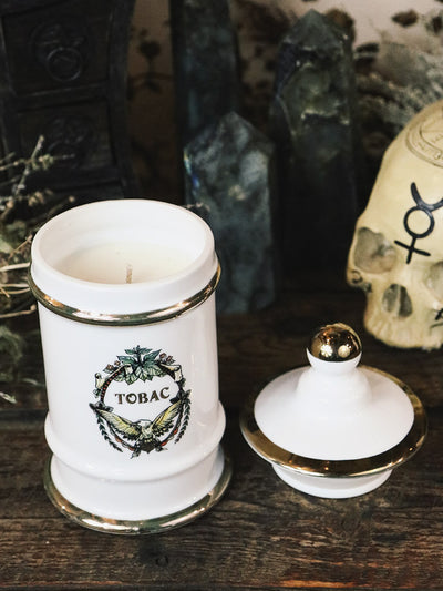 Apothecary Candle - Tobac - Rite of Ritual