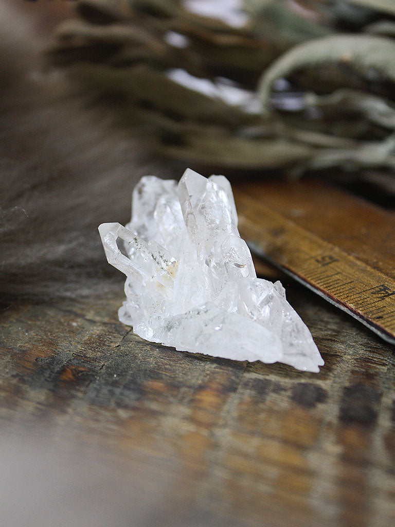 Clear Quartz Piece - C1013