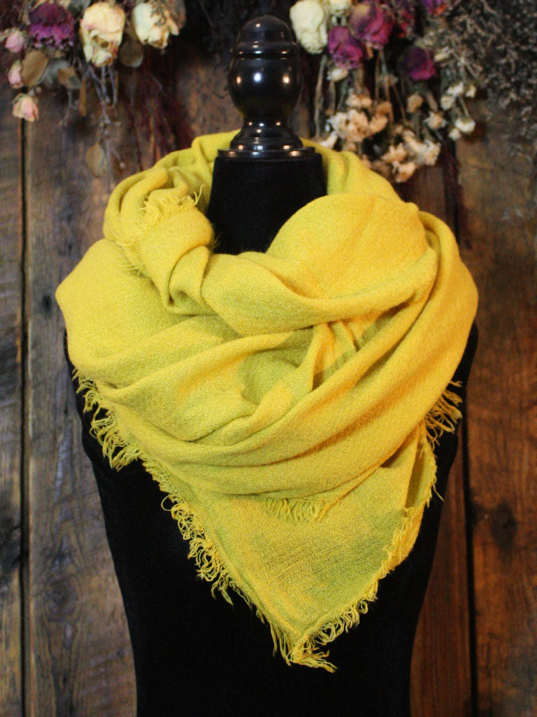 Coltsfoot Essential Scarves