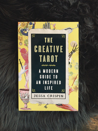 Creative Tarot Book